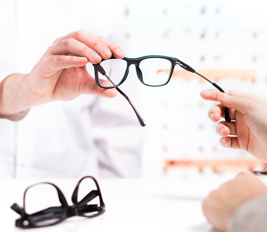 opticien label vision